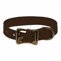 buy discount  Wig Wag Petite Dog Collar Chocolate Brown
