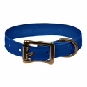 buy discount  Wig Wag Petite Dog Collar Classic Blue