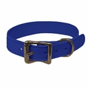 buy discount  Wig Wag Small Dog Collar Classic Blue