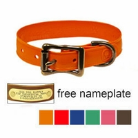 "buy discount  WigWag 3/4"" Petite Dog Collar -- Fits 9-12"" Neck"