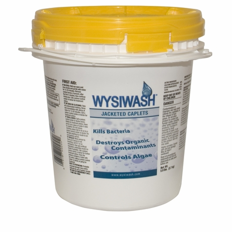 Wysiwash Jacketed Caplets 9-pack (refill)