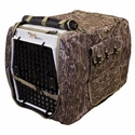 buy discount  Extra Large Bottomland Camo Uninsulated Kennel Cover by Mud River