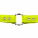 buy discount  YELLOW 1 in. Day Glow Center Ring Collar Ring Outside