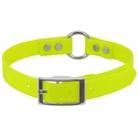 buy discount  Yellow 3/4 in. Center Ring Day Glow Collar