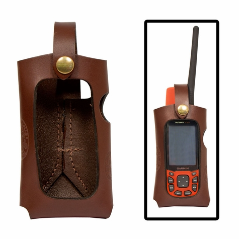 Zepp's All American Leather Garmin Astro Holster