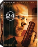 [DVD] 24 - Season Five (Region-3 / 7 DVD Set)