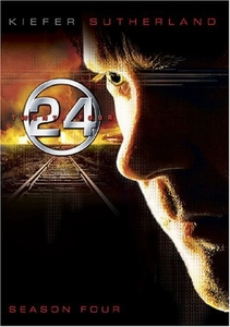 [DVD] 24 - Season Four (Region-3 / 7 Disc Set)