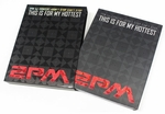 "2PM - 1st Concert Don't Stop Can't Stop ""This Is for My Hottest"" (Region-1,3 / 3 DVD Set + Photobook)"