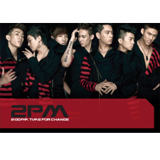 [CD] 2PM - 2:00 PM Time for Change (2nd Single)