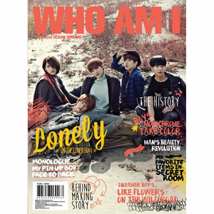 [CD] B1A4 - Who Am I (cover random)