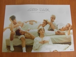 BEAST - Good Luck (White) [poster]