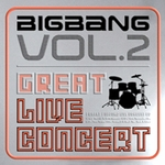 [CD] BIG BANG : 2nd Live Concert Album - The Great