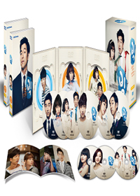 Big: KBS TV Drama (Region-1,3,4,5,6 / 9 DVD Set)