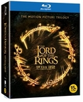 [Blu-ray]The Lord Of The Rings The Motion Picture Trilogy(3 Disc)