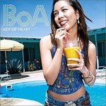[CD] BoA - Key of Heart (Single)