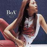[CD] BoA - No.1 (2nd Album)