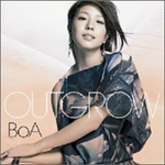 [CD] BoA - Outgrow (CD + DVD)