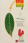 Bookmark - Green Leaf