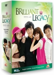 Brilliant Legacy: SBS TV Drama (Region-1 / 9 DVD Set)