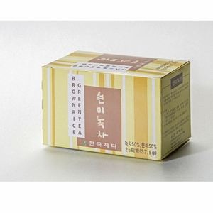 Brown Rice Green Tea - 25 teabags