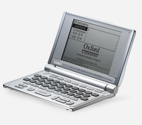 CASIO EW-K2500 Electronic Dictionary (Korean/English)