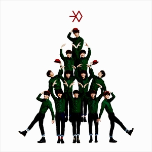 [CD] EXO - Miracles in December (Korean Ver.)