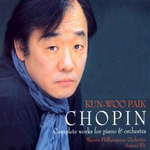Chopin : Complete Works For Piano & Orchestra - Kun-Woo Paik