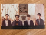CNBLUE - Can't Stop [poster]