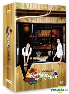 Coffee Prince: MBC TV Drama (Region-1,4 / 7 DVD Set)