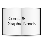 Comic, Cartoon Books & Graphic Novels