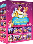 [DVD] Disney Classic Collection Vol. 1 (Region-All / 10 DVD Set)