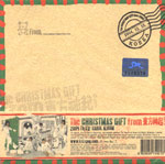 [CD] Dong Bang Shin Ki - Christmas Gift From Dong Bang Shin Ki
