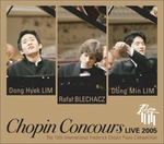 Dong Min LIM / Dong Hyek LIM - Chopin Concours Live 2005 (3CD)