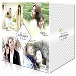 Four Seasons Complete Set: Spring Waltz, Summer Scent, Autumn in My Heart, Winter Sonata (Region-3 / 30 DVD Set)