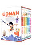 [DVD] Future Boy Conan: Vol. 1-7 (Region-3 / 7 DVD Box Set)