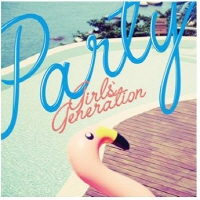 [CD] Girl's Generation - Party [Single]