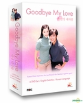 Goodbye My Love: MBC TV Drama (Region-1 / 6 DVD Set)
