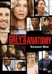 [DVD] Grey's Anatomy - Season One (Region-3 / 2 DVD Set)