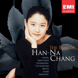 Han-Na Chang - The Best of Han-Na Chang (1CD + 1VCD)