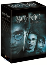 [DVD] Harry Potter Years 1-7 (Region-3 / 16 DVD Set)