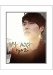 Hyun Bin - My Way (Photobook + Region-3 DVDs + Poster) - Normal Version