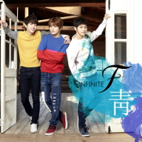 [CD] Infinite F _ Blue