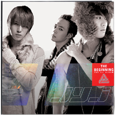 [CD] JYJ - The Beginning (New Limited Edition w/ 36-page Booklet & Poster in Tube)