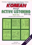 Korean Through Active Listening - 1 (Book & 3 audiotapes)