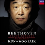 Kun-Woo Paik - Beethoven Piano Sonatas Nos 3,4,5,8(Pathetique),11,12 & 13