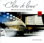 Kun-Woo Paik - Clair de lune (French Piano Music)