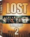 [DVD] Lost - The Complete Second Season (Region-3 / 6 DVD Set)