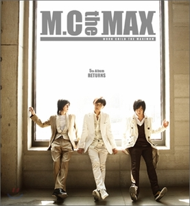 [CD] M.C. The Max! - Returns (5th Album / 2CD)