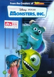 [DVD] Monsters, Inc. (Region-3)