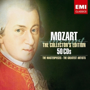 Mozart Collector's Edition (50CD)
